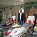 """""""Neulinge"""" sind herzlich willkommen  Islamische Gemeinde und DRK bitten zum """"Aderlass"""""""