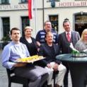 Traditionelles Ambiente mit neuem Flair im Hotel van Bebber
