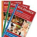 Schlemmen und Wohlfühlen am Niederrhein mit beliebten Gutscheinbüchern KULINARIX und SaunaSpass - Gewinne eins