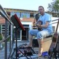 Lounge Hours mit Live-Musik  in der Sauna Embricana