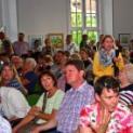 Bewegte Diskussion um Flüchtlingssituation in Xanten