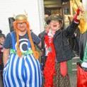 Rathaussturm in Xanten: Gallier Görtz hat sich ergeben