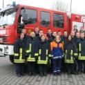 Grundlehrgang hat begonnen - 20 neue Feuerwehrleute werden ausgebildet