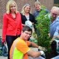 CDU: Neue Pflanzen für den Xantener Bahnhof