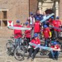 """""""Ome Joop´s Tour"""" zum ersten Mal mit Kalkarer Jugend- Radfahrerteam"""