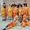 Derby der U 12 Basketballjungs in Xanten
