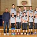 Überzeugender Sieg der Xantener U 14 Basketballer sicherte dritten Tabellenplatz