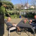 Blumengruß zu Ostern für die Xantener Senioreneinrichtungen