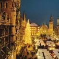 Die Bayerischen Weihnachtsmärkte besuchen in  Nürnberg – Regensburg – München - Würzburg