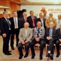 Langjährige Mitgliedschaften beim IGBCE Moers wurden geehrt