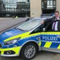 Brockes: Neue Streifenwagen für die Polizei NRW