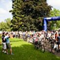 Über 700 Radfahrer gehen auf Tour durchs Rheinland - NRW-Radtour 2010 nimmt Kurs auf Willich