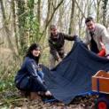 Waldkindergarten bekommt Bollerwagen zum Start