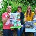 Lebensmittelverschwendung -  Nein danke!  Foodsharing startet in Xanten